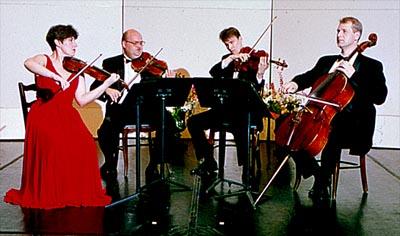 Sankt-Peterburg String Quartet