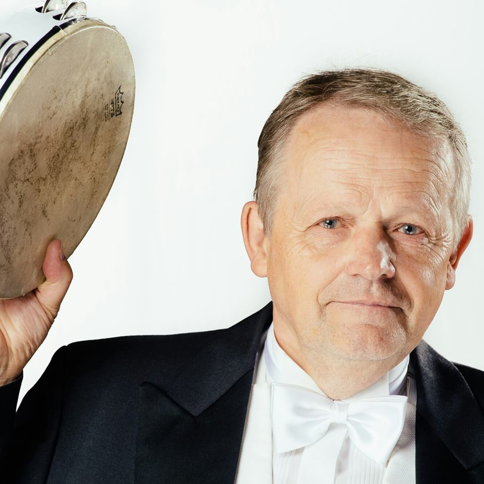 Rein Roos, Percussion